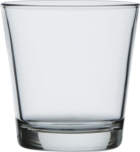 Verre whisky bas 25cl